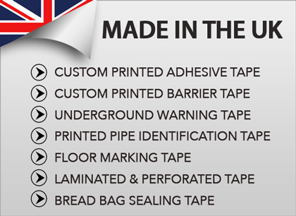 Custom Printed Tape from the UK's Best