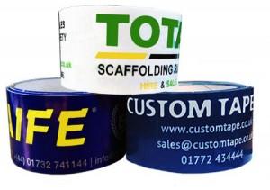 printed adhesive tape