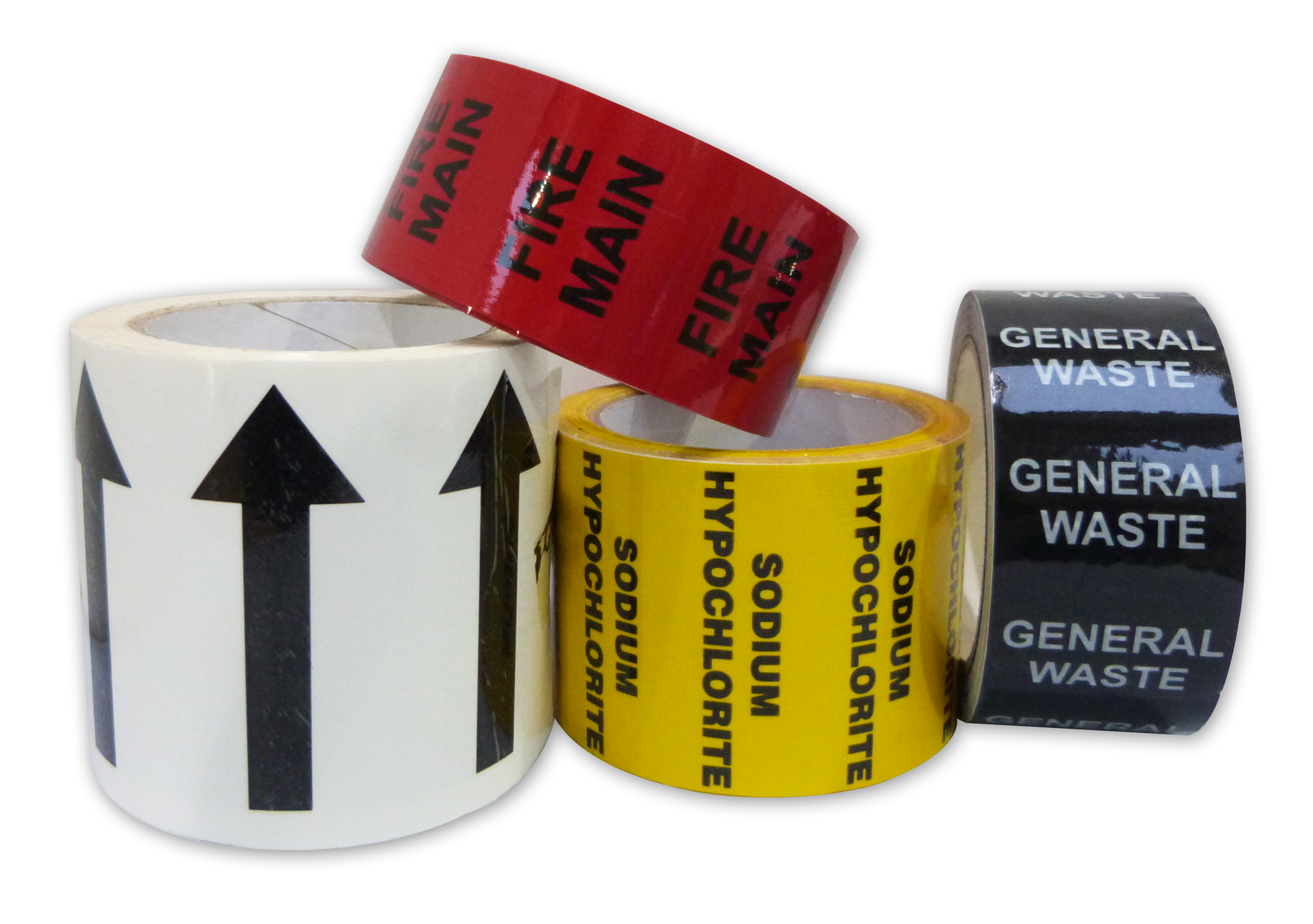 Pipe Identification Tape